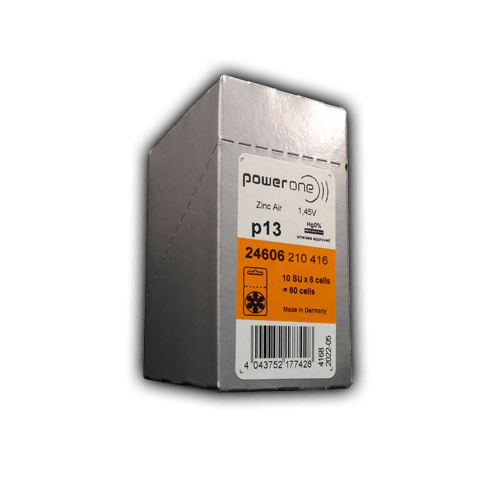 Power One p13 MERCURY-FREE (pack)