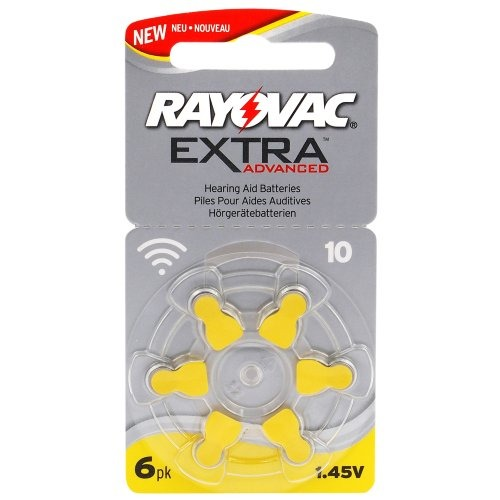 Батарейки Rayovac Extra Advanced 10 (blister)