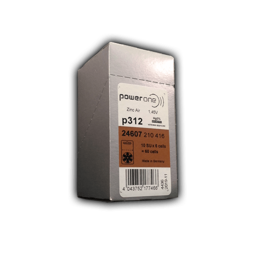 Power One p312 MERCURY-FREE (pack)