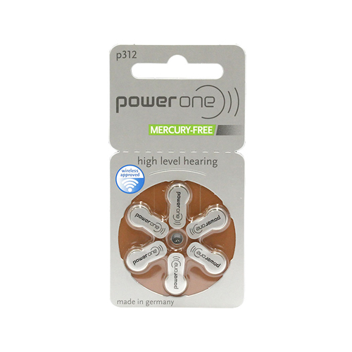 Power One p312 MERCURY-FREE (blister)