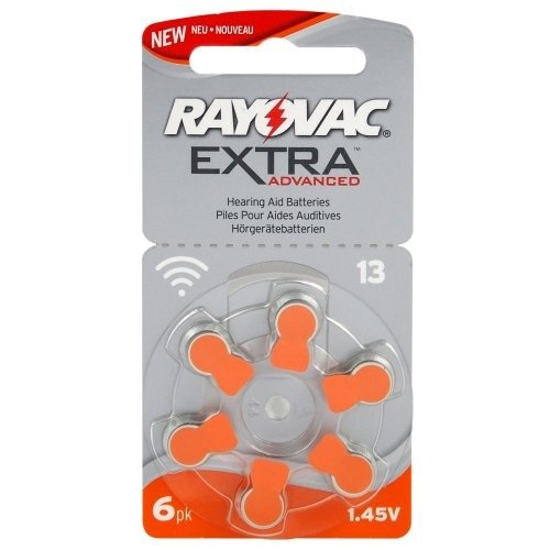Rayovac Extra Advanced 13 (blister)