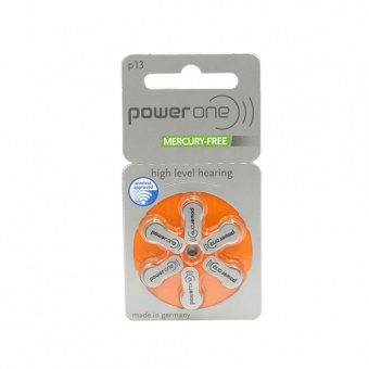 Power One p13 MERCURY-FREE (blister)