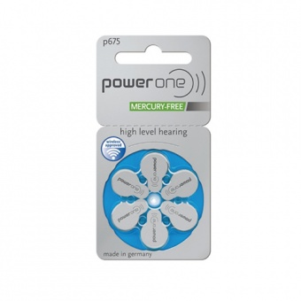 Power One p675 MERCURY-FREE (blister)